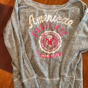 Girls' Cable knit top